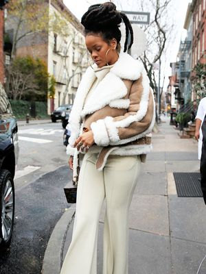 The Coolest Way to Wear White This Winter