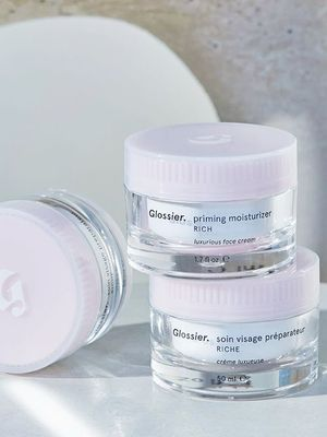 Glossier's Decadent New Face Cream Is Only $35—but Does It Work?
