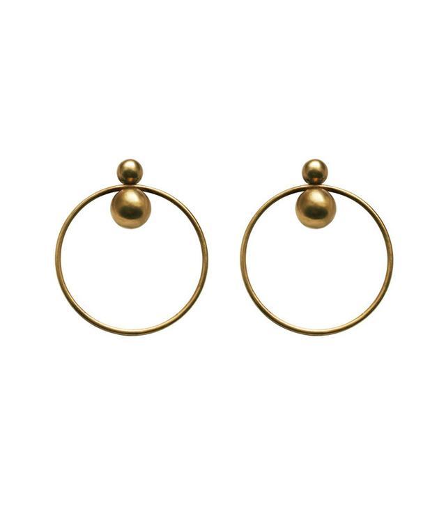 Laura Lombardi Orbita Earrings