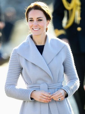 The Chic Coat Brand Kate Middleton and Meghan Markle Both Wear