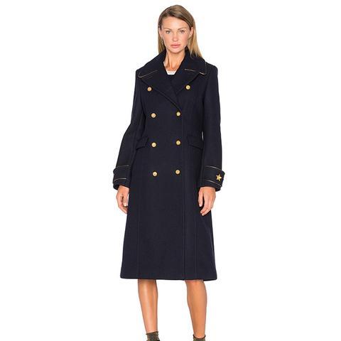 Long Military Coat