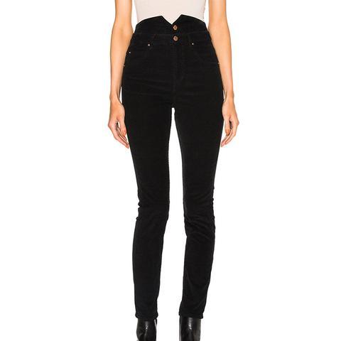Farley High-Waisted Jeans