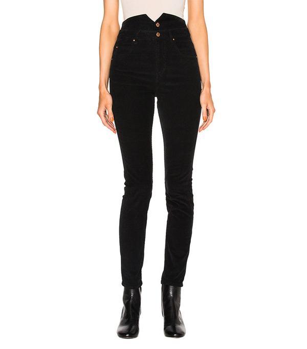 Étoile Isabel Marant Farley High-Waisted Jeans