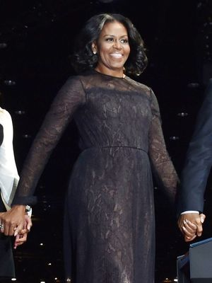 Did You Catch the Significance of Michelle Obama's Dress Last Night?