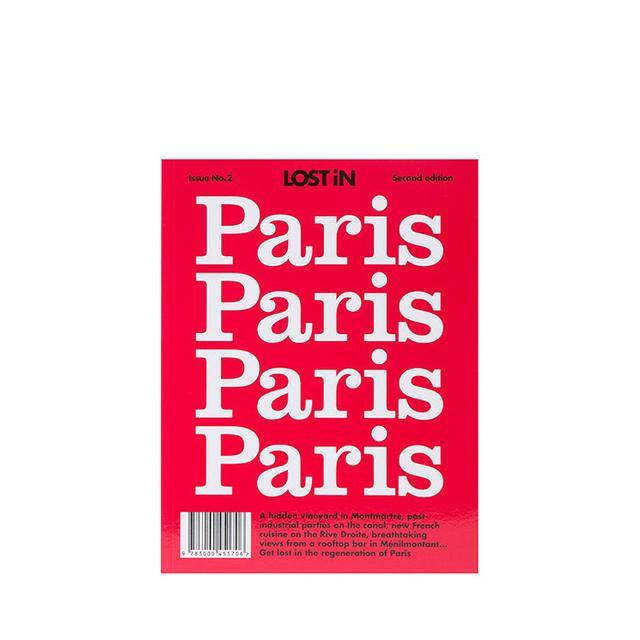 Get Lost in Paris Magazine