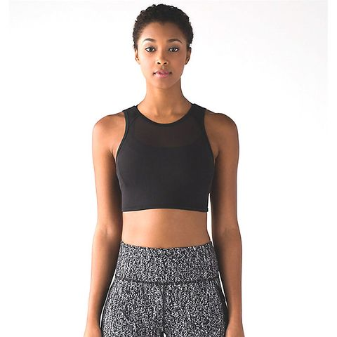 Fit Physique Crop Top