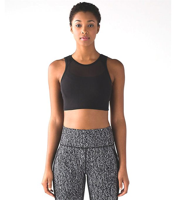Lululemon Fit Physique Crop Top