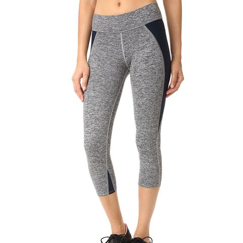 Contour Cropped Leggings
