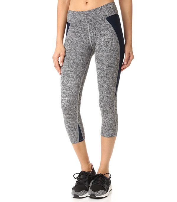 Live The Process Contour Cropped Leggings