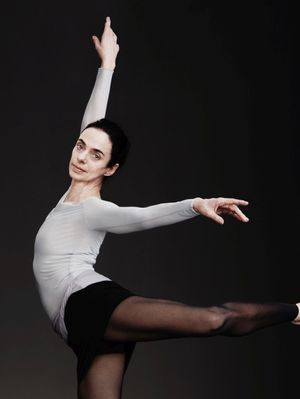 This Beauty Brand Chose a 53-Year-Old Ballerina to Front Its New Campaign