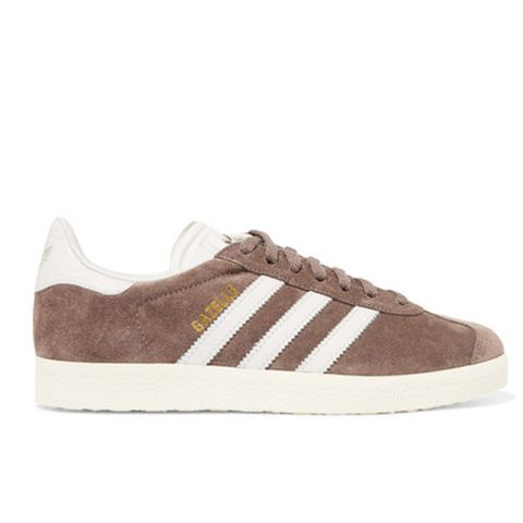 Gazelles in Suede and Snake Effect