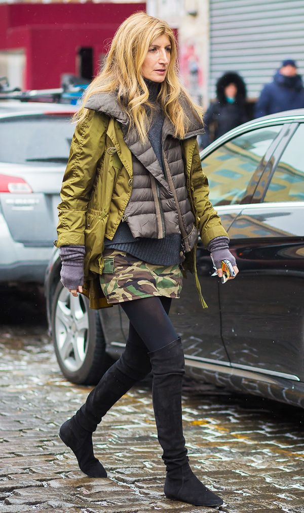 7 Practical Cool Outfits To Wear To A Winter Concert