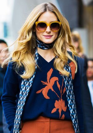 Of Course This Is How Olivia Palermo Wears Trainers