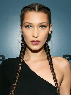 Bella Hadid Just Filmed the Prettiest Summer Makeup Tutorial