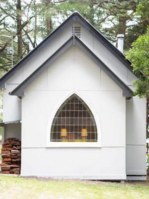 Step Inside a Converted 1940s Church in Country Victoria