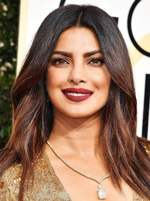 Priyanka Chopra Shares Her Secret for Luscious Hair