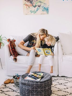 This Is How an Aussie Model Decorates a Family Home—and It's So Cool