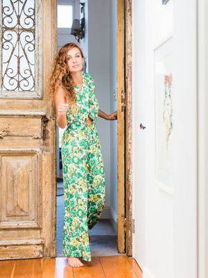 Inside Alice McCall's Bohemian Cool Sydney Home