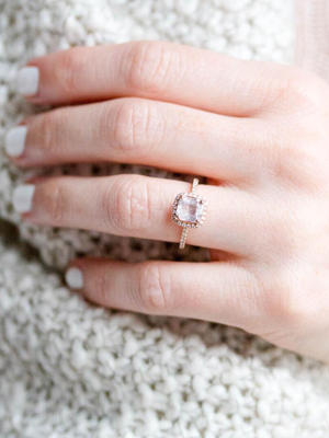 This Is How People Are Really Shopping for Engagement Rings
