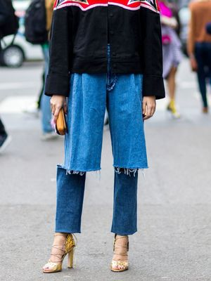 The Biggest Denim Trends for 2017, All in One Place