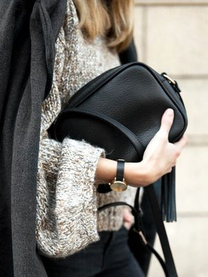 Would You Wear a Sweater With Oversize Sleeves?