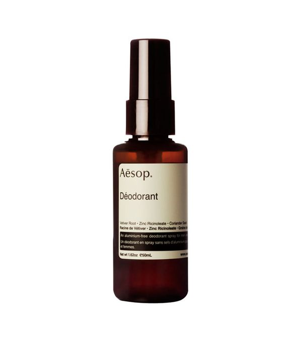 Everyday beauty products: Aesop Deodorant