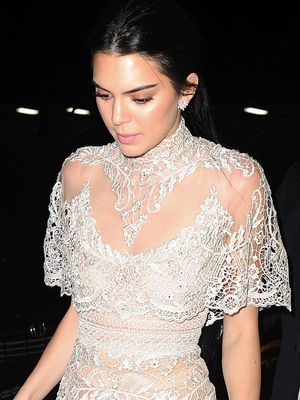 This Is What Kendall Jenner and Kim Kardashian West Wear to Film a Movie