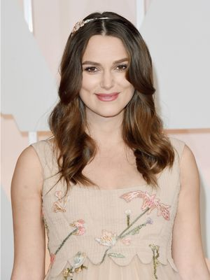 Keira Knightley's Reading Nook Is Your Winter Dream