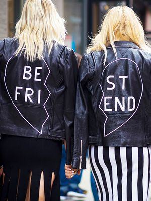 14 Fashion-Industry Duos With the Coolest Style