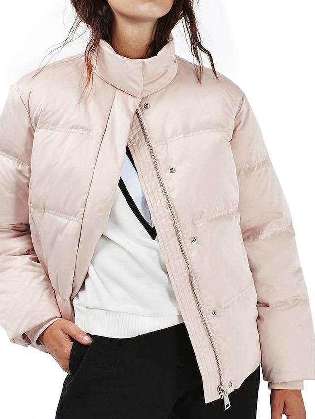 Topshop Emily Puffer Jacket