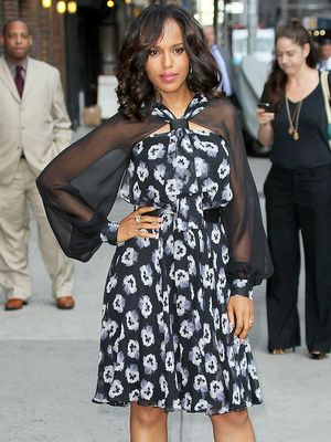 Kerry Washington's Secret Weapon for Flattering Your Body