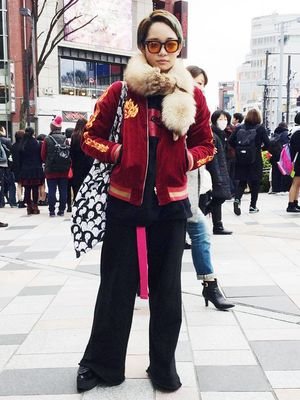 The Surprisingly Familiar Outfit Formula Tokyo Girls Wear on Repeat