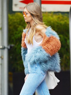 Gigi Hadid Just Wore the Most Perfect Trainers