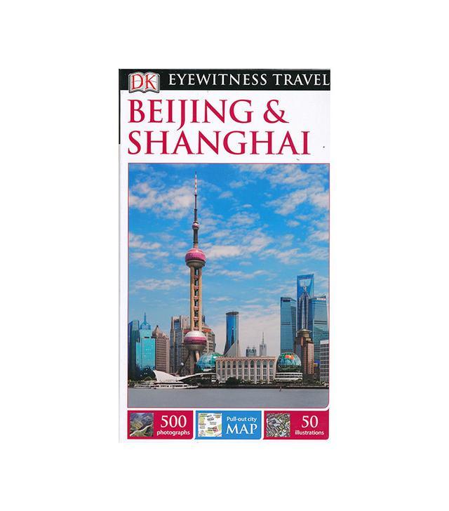 eyewitness travel guide shanghai