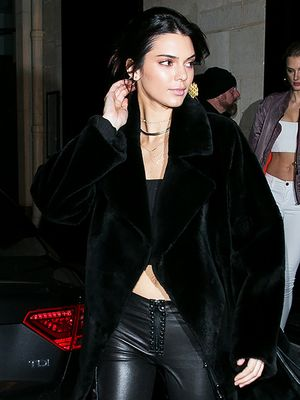 Kendall Jenner Is a Major Fan of This Winter Trend