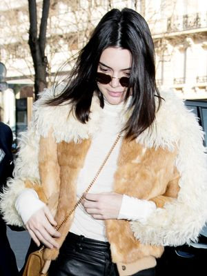 Kendall Jenner Ditched Leggings for These Edgy Pants