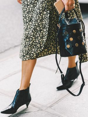 It's Official: There's a New Ankle Boot Trend in Town