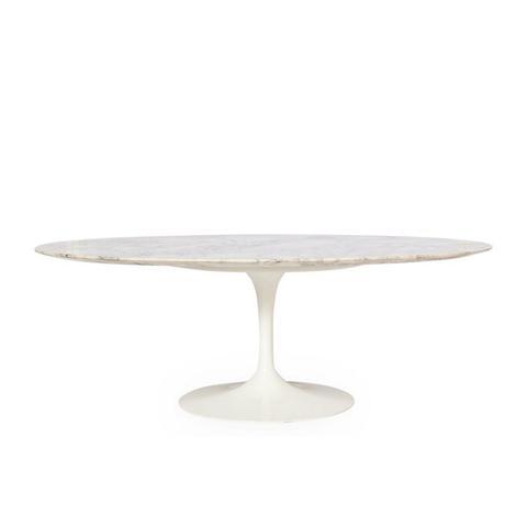 Tulip Marble Coffee Table