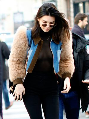 The It-Girl Way to Pull Off Sheer Pieces in Winter