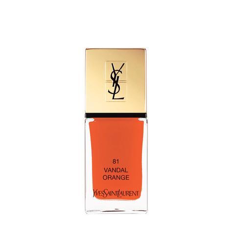 Spring Nail Lacquer in 81 Vandal Orange