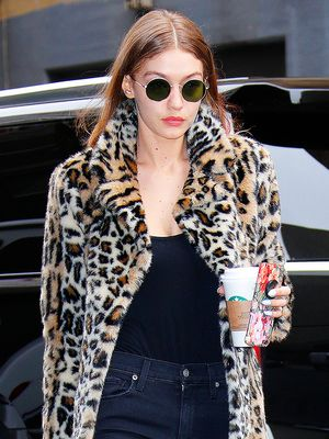 Gigi Hadid Is Endorsing the Skinny Jeans Trend Models Love