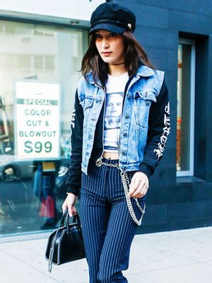"""5 Uncommon Trends Bella Hadid Is Making """"a Thing"""""""