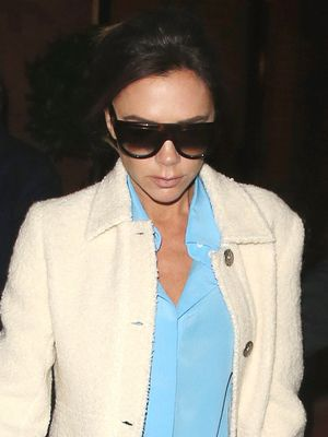 Proof That Victoria Beckham Doesn't Care About Matching Clothing