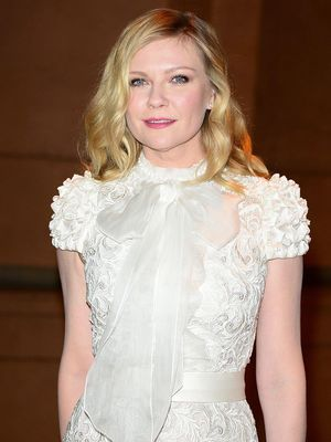 Kirsten Dunst's Engagement Ring Just Made Its Official Debut