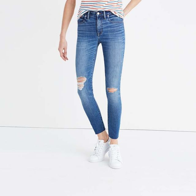 """Everything You Need to Know About Madewell's """"Magic"""" Jeans ..."""