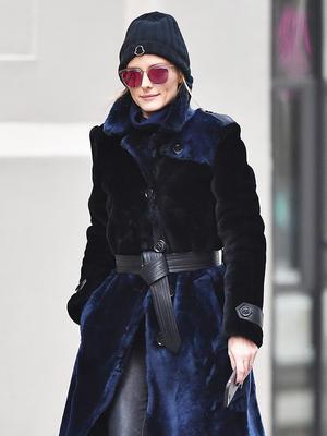 Olivia Palermo Won't Stop Wearing These Stylish Skinnies