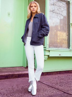 4 Perfect Outfit Ideas From Sofia Richie's Chic New Campaign
