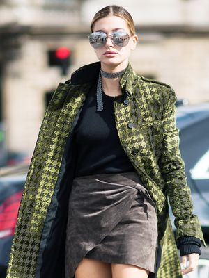 Hailey Baldwin Just Wore the Outfit Everyone Will Want in 6 Months