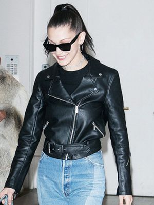 "Bella Hadid Is On Board With This Once ""Ugly"" Shoe Trend"