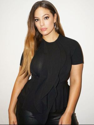 """I'm Not Ashamed of a Few Lumps"": Ashley Graham Gets Real About Body Image"
